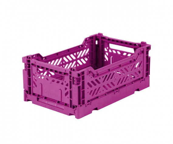 Caja plegable Mini Morado