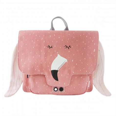Mochila Satchel Mrs Flamingo